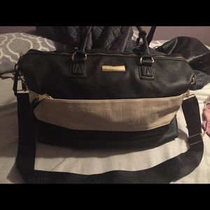 Steve Madden luggage tote